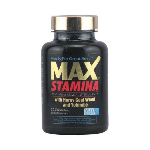 MD Science Lab Max Stamina
