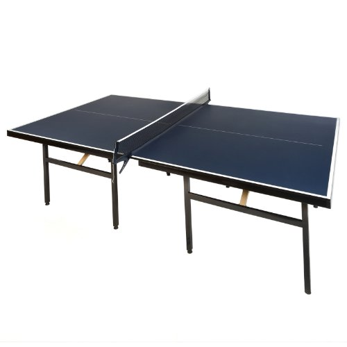 Lion Sports Solaris No-Tools Table Tennis Table (2-Piece)