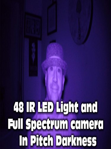48 Infrared LED light for Nightvision