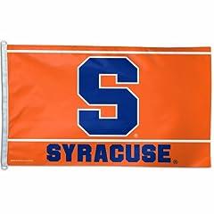 Buy NCAA Syracuse Orangemen 3-by-5 foot Flag by WinCraft