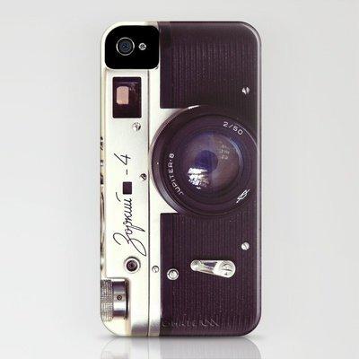 Society6/ソサエティシックス iphone4/4S ケース Zorki_vintage_camera