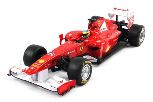 Today Licensed Ferrari 150° Italia Electric RC Car Formula One 1:18 RTR