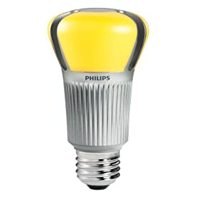  Philips 417048 Dimmable AmbientLED 8-Watt A19 Light Bulb