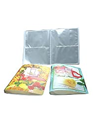 Ultraa Albums Photo Albums 6x8 size 60 Photos (Set of 3 Albums) (3.00)