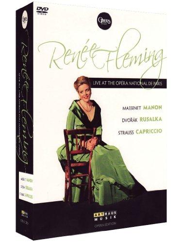 Renée Fleming - Live at the Opera National de Paris [6 DVDs]