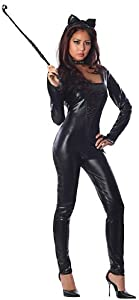 Purrfect Black Cat Sexy Costume for Women
