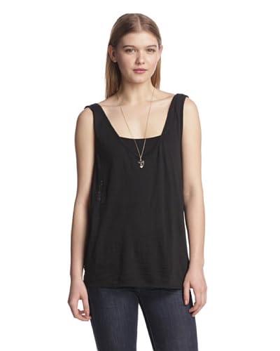 Nation LTD Women's La Belle Tank Dress  [Black]