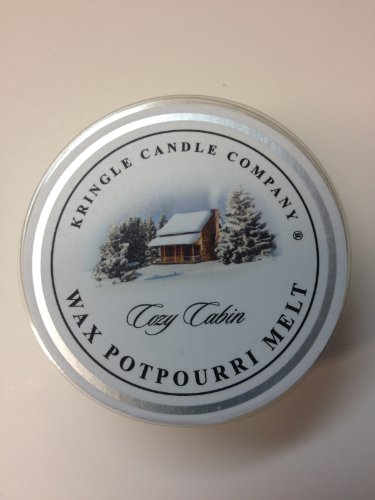 Kringle Candle Wax Potpourri Melt Cozy Cabin