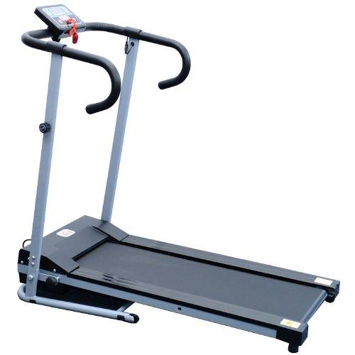 Homcom Motorised Electric Treadmill Running Machine Fitness Folding Exercise Machine