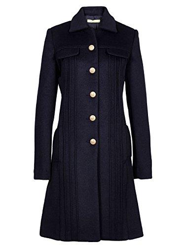 Versace Jeans Couture Mantel (F-03-Ma-31912) - 36(DE) / 42(IT) / S(EU) - schwarz