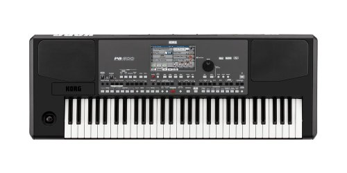 KORG PA600 61-Key Portable Keyboard