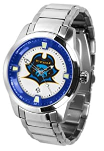 East Tennessee State Buccaneers Titan Steel Watch by SunTime