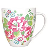 Cath Kidston Spray Flowers Crush Shaped Mug, Fine Chinaby Cath Kidston