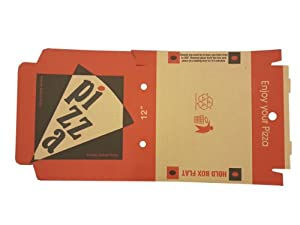 "9"" Pizza Boxes - 100 per pack"