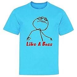 Like A Boss Youth T-Shirt