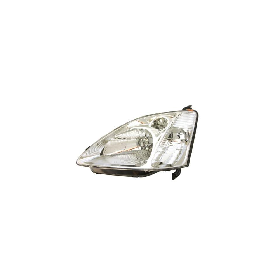 Genuine Honda Parts 33151 S5T C01 Driver Side Headlight Lens/Housing