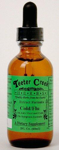 Teeter Creek Cold/Flu Formula Extract Combination (2 oz.)