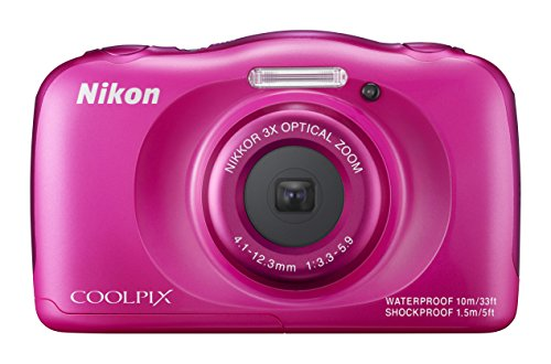 La + barata: Nikon Coolpix S33