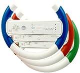 echange, troc Wii Lenkrad Racing Challenge 3 Stück [import allemand]