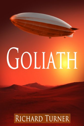 Goliath by Richard Turner ebook deal