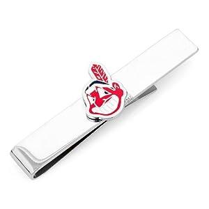 MLB Cleveland Indians Tie Bar by Cufflinks