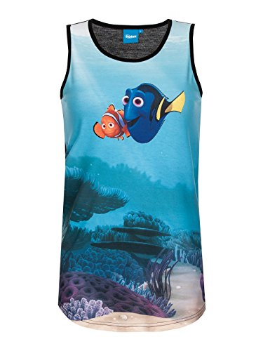 Finding Dory Together Forever Top donna nero XS
