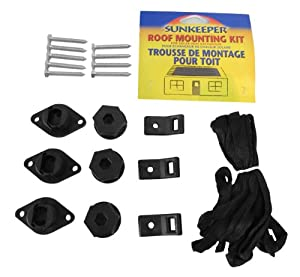 Sunkeeper Roof Mounting Kit - 3 Straps by SUNSOLAR