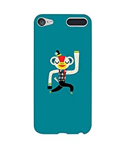 Monkey Dance Apple Ipod Touch (6Th Generation) Case