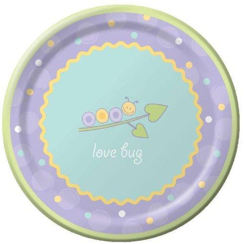 Love Bug Dinner Plates - 1