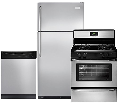 Frigidaire 3-Piece Stainless