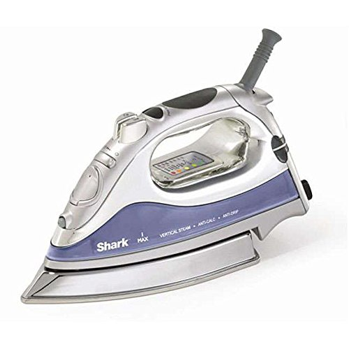 Shark GI468 Lightweight Professional Iron with Anticalcium filter enhances longevity (Shark G1468 Iron compare prices)