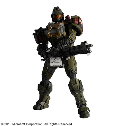 Halo:Reach プレイアーツ改 vol.2 JORGE (ジョージ)
