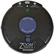 Wmu Zoomswitch Headset With Mute (Pack Of 1)