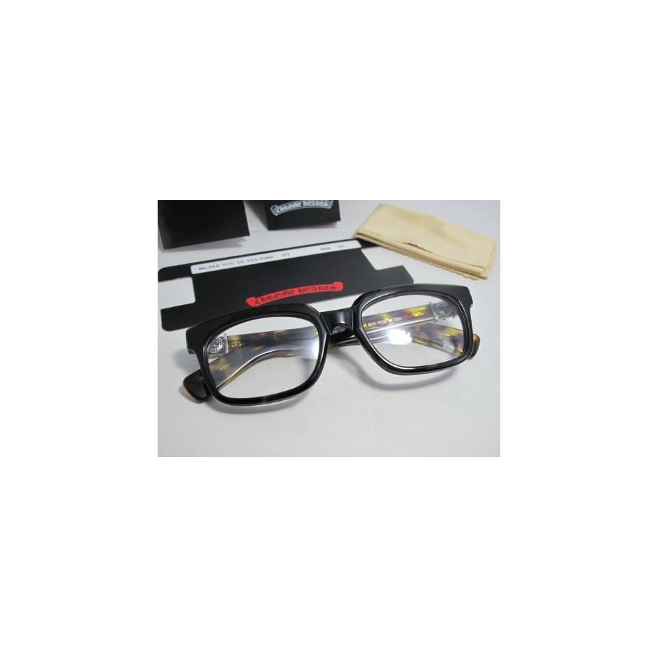 c561b4913c96 Chrome Hearts Eyeglasses See You in Tea DT See4 Luxury Eyewear Frame Made  in Japan