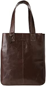 Leatherbay Shopping Leather Tote from Leatherbay