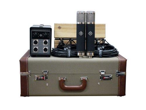 Telefunken Ak-47Mkii Stereo Set | Tube Condensor Microphone Stereo Set