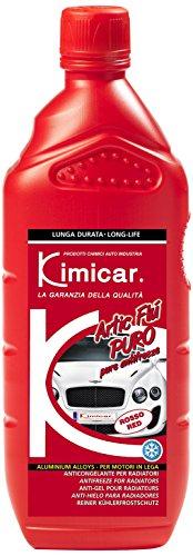 Kimicar-005R100-Artic-FLU-Puro-Liquido-Antigelo-per-Radiatori-1-lt-Rosso-Set-di-1