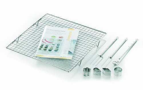 Birkmann 410305 Set pour chocolats et confiseries 9 pièces