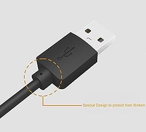 MaxLLTo Nikon Camera USB Cable, USB PC Computer Data UC-E4 UC-E5 Replacement Cable Cord Lead for Nikon Coolpix D Series Camera---D100, D200, D300, D600, D610, D3000, D3100, D5100, D7000