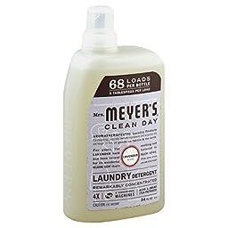 Mrs Meyers Lavendar Laundry Detergent 68 Loads 34 Oz