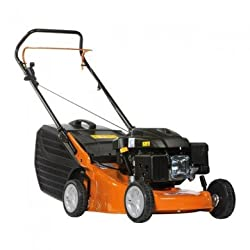 Oleo-Mac Push type lawn mower with steel deck- G 44 PK