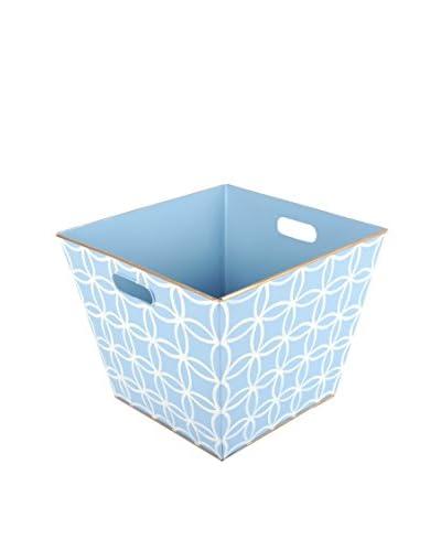 Jayes Rings Storage Bin, Blue