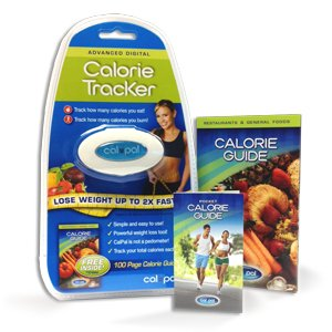 CalPal Pocket-Sized Digital Calorie Tracker! Not a pedometer!