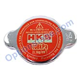HKS JDM High Pressure Type N Radiator Cap Limited D1 Racing Red Edition 108kPa (1.1kg/cm²) Acura Honda Toyota Scion
