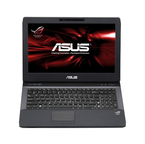 ASUS Republic of Gamers G53SW-Q5DB1-CBIL 15.6-Inch Gaming Notebook, Bilingual (Black)