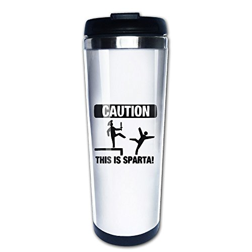 This Is SPARTA Cherished Travel Mugs Classic Coffee Thermos