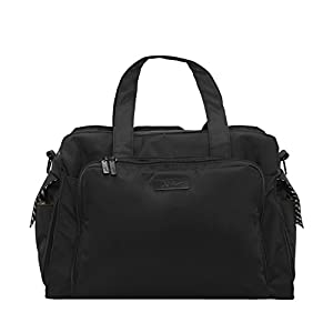 Ju-Ju-Be Be Prepared Diaper Bag, Onyx, Black Out