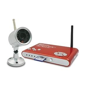 Swann SW244-WDW Red Alert Security Kit