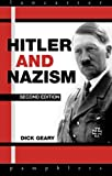 img - for Hitler and Nazism (Lancaster Pamphlets) book / textbook / text book