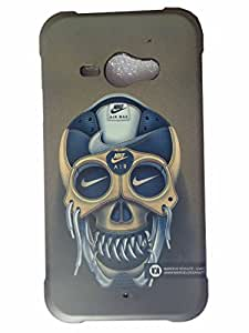 Sc Printed Back Cover For Samsung Galaxy J1 Ace - Multicolor